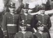 In der Kadettenschule in Komorowo (1938) (erster von links)
