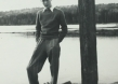 George in Mattawa Northern Ontario, 1951
