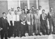 George with Toronto Hydro workers 1963