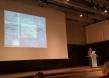 Marina Hasler präsentiert die Biografie von Georg Ziegltrum