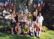 Vor dem Denkmal in Sorgues_kl