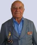 Pjotr Kudin mit seinen Orden
