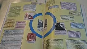 Gedächtnisblatt zu Justin Fränkel