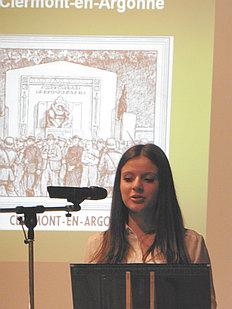 Lisa Kappes berichtet über Marceau Mollard