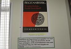 Ausstellungsvitrine Hebertshausen