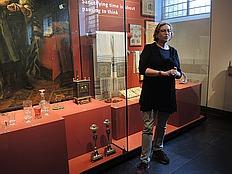 Im jüdischen Museum Amsterdam